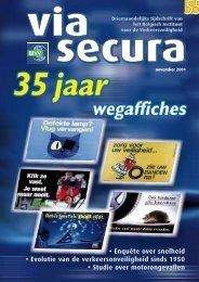 Via Secura 55 - Belgisch Instituut voor de Verkeersveiligheid
