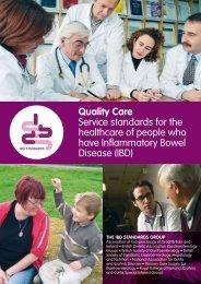 National IBD Service Standards - British Society of Gastroenterology