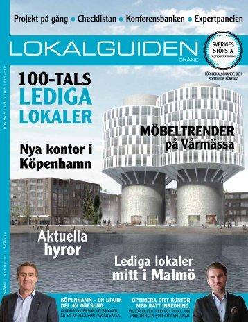 LEDIGA - Lokaler