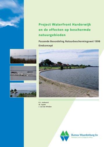 Bijlage 13 MER Waterfront deel C Passende beoordeling
