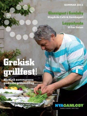 Magasin Nya Gamleby Nr.1 2011