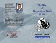 The Rise of Three False Gods - Eternal Value Review