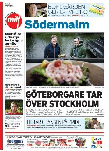 GöteborGare tar över stockholm - Lokaltidningen Mitt i