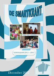 December 2012 - Sint-Martinusscholen Herk-de-Stad