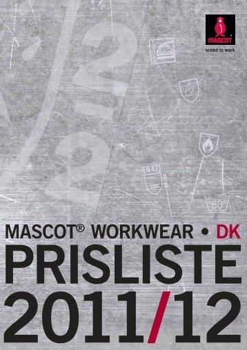 mascot_pricelist_2011_april_dk - Fejerskov