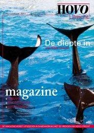 HOVO Utrecht Magazine nr. 14 Voorjaar 2011
