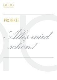 PROJEKTE - ABOA Architekten