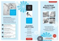 GlosTrup BeAuTy CAre - hudklinikken.net