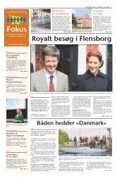 Fokus - Skoleforeningen.org - Dansk Skoleforening for Sydslesvig