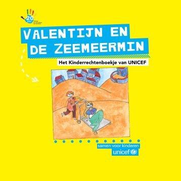 VALENTIJN EN DE ZEEMEERMIN - Unicef