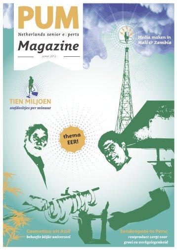 Magazin - PUM