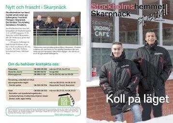 Skarpnäck - Stockholmshem