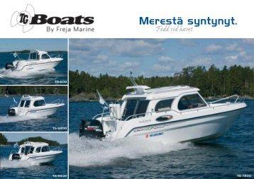 oats - TG-Boat