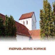 RØNBJERG KIRKE - Estvad Rønbjerg Sogne