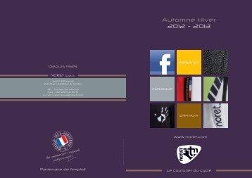 Automne Hiver 2012 - 2013 - E-Concept