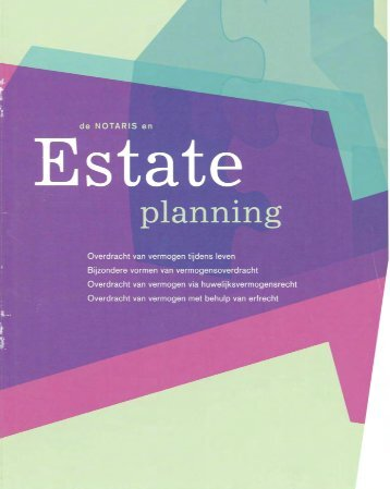 Estate planning - Notariskantoor Kroezen