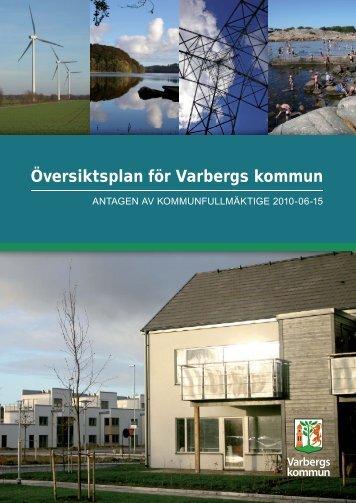 Översiktsplan för hela kommunen - Varbergs kommun