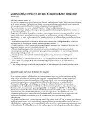 door en door - Beter Onderwijs Nederland
