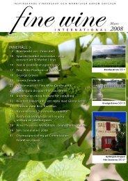 Finewine nr1 (sv) - Fine wine magazine