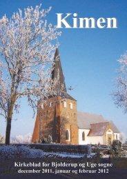 Vi synger julen ind - Uge kirkers