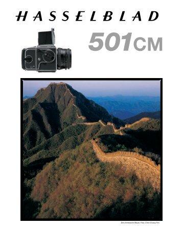 Die chinesische Mauer. Foto: Chen Chang Fen - Hasselblad