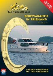 Folder Nederlands - Yachtcharter 2000