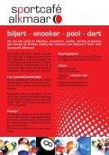feestje?? - Sportcafé Alkmaar - Page 2