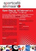 feestje?? - Sportcafé Alkmaar - Page 3