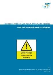 Protocol Veilig omgaan met cytostatica voor ... - Zo werk je prettiger