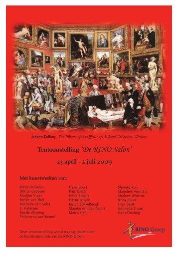 download brochure - RINO Groep