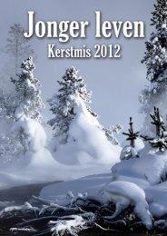 Jonger Leven December 2012 - Sint-Jozefscollege Aalst