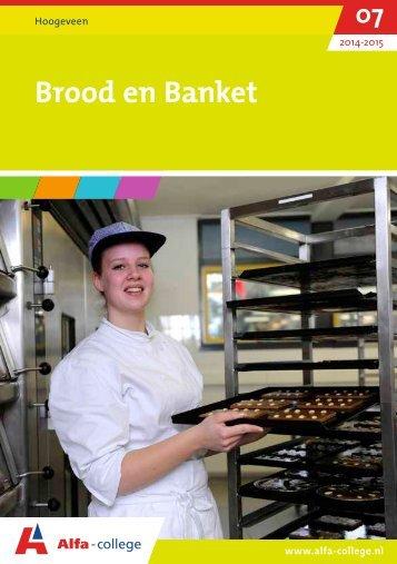 Brood en Banket - Alfa-college