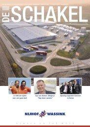 Opening Logistiek centrum in Kutno - Nijhof Wassink