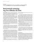 Att förändra välfärden - Samordningsförbundet Göteborg Hisingen - Page 4