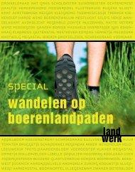 Special: wandelen op boerenlandpaden - Boerenlandpad.nl