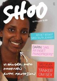 Tidningen Shoo 2010 (PDF, 5426Kb) - Botkyrka kommun