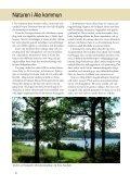 Naturvårdsprogrammet - Ale kommun - Page 4
