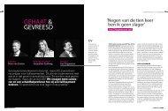 GEHAAT & GEVREESD - Annette van Soest