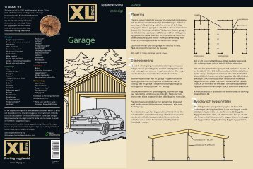 Garage - XL Bygg