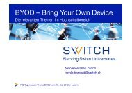 BYOD – Bring Your Own Device - KFH