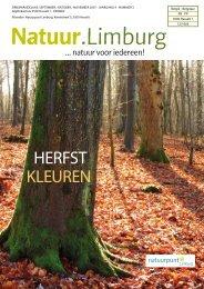 Herfst kleuren - Natuurpunt Limburg