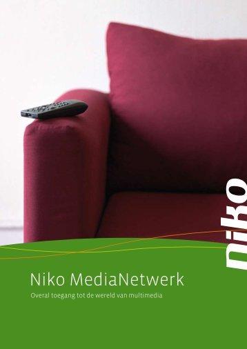 Niko MediaNetwerk - My Electro