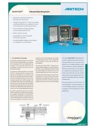 Intelli-FLEXTM Hekwerkdetectiesysteem - UTC Fire & Security