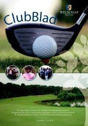 ClubBlad 3 - Golfclub Welschap