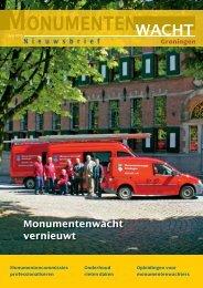 Monumentenwacht nieuwsbrief 6-10 (pdf)