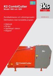 K2 CombiCutter - TKS AS