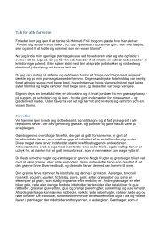 Læs her min klumme i Kristeligt Dagblad - Anne W. Ravn