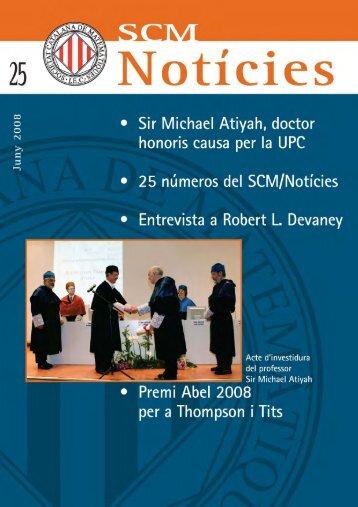 Juny 2008 - Portals de l'Institut d'Estudis Catalans