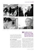 Läs avsnittet om cancervården i Sverige - Cancerfonden - Page 3