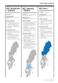 Läs avsnittet om cancervården i Sverige - Cancerfonden - Page 5
